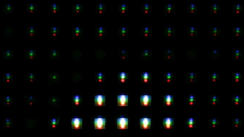 Mehrere Mini-LEDs in Samsungs Cinema LED
