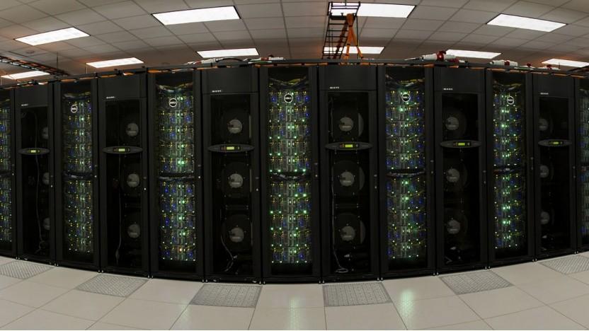 Der bisherige Stampede-Supercomputer des TACC