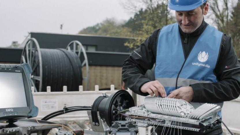 Das Kabelnetz wird mit mehr Glasfaser und Docsis 3.1 besser.