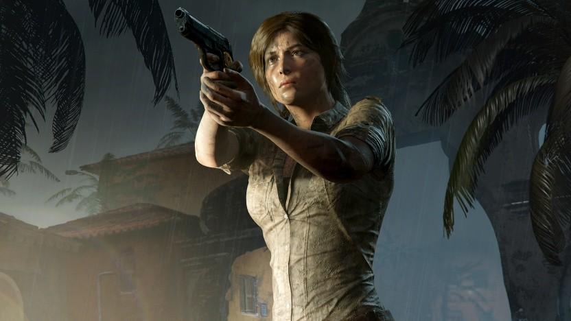 Artwork von Shadow of the Tomb Raider