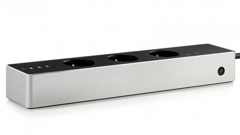 Die Steckdosenleiste Eve Power Strip