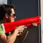 Spyra One: Wasserpistole zählt Tankfüllung und pumpt automatisch