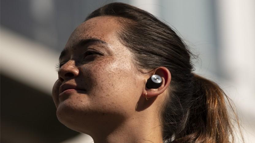 Audio Technica, Sennheiser und Sony haben neue Bluetooth-Ohrstöpsel auf der Ifa 2018 gezeigt.