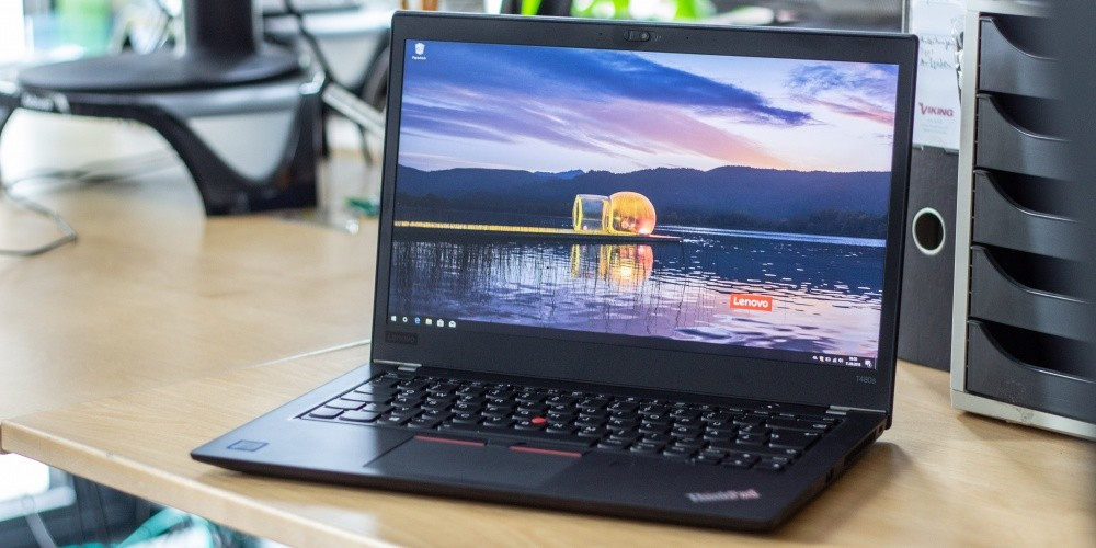 Lenovo Thinkpad T480s im Test: Das trotzdem beste Business-Notebook