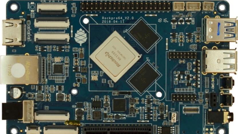 Panfrost: Freier Linux-GPU-Treiber läuft auf modernen Mali