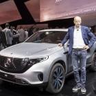 EQC vorgestellt: Daimlers Elektroauto für den progressiven Luxus