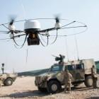 Photovoltaik: Laser soll Drohnenakkus vom Boden aus laden