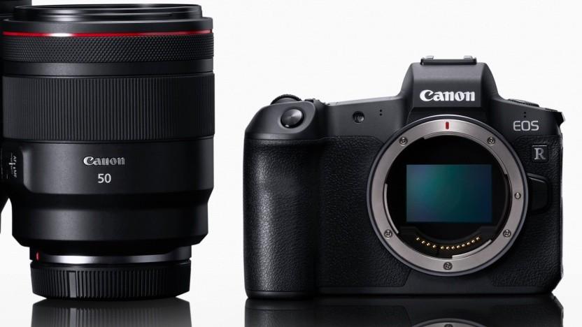 Die neue EOS R von Canon