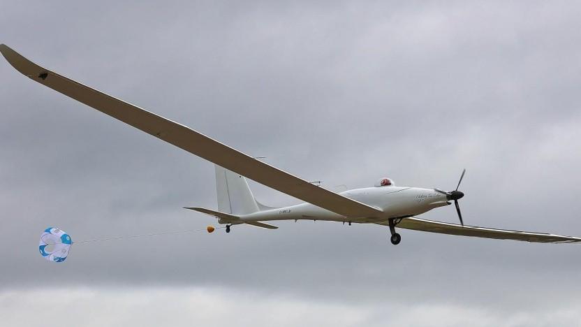 Solarflugzeug Elektra Two Solar: Kooperation mit dem DLR