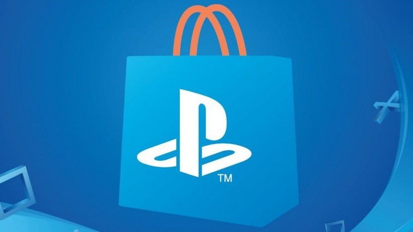 Logo des Playstation Store