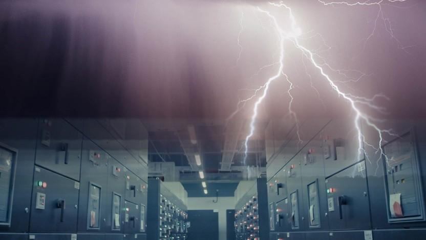 Ein Blitzschlag führte zum Ausfall eines Azure-Rechenzentrums.