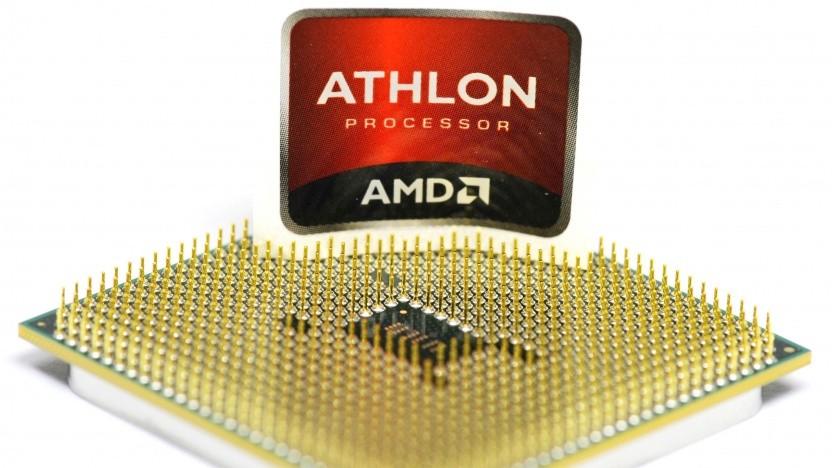 Ein älterer Athlon X4 750K auf Trinity-Basis