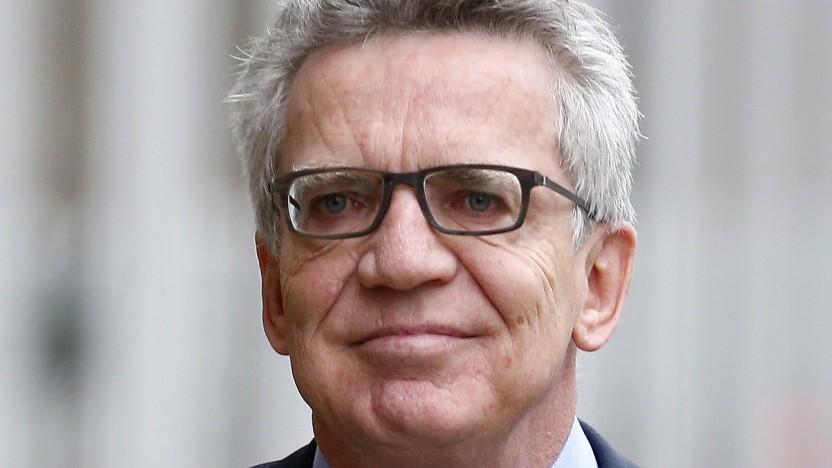 Ex-Innenminister Thomas de Maizière berät künftig die Deutsche Telekom.