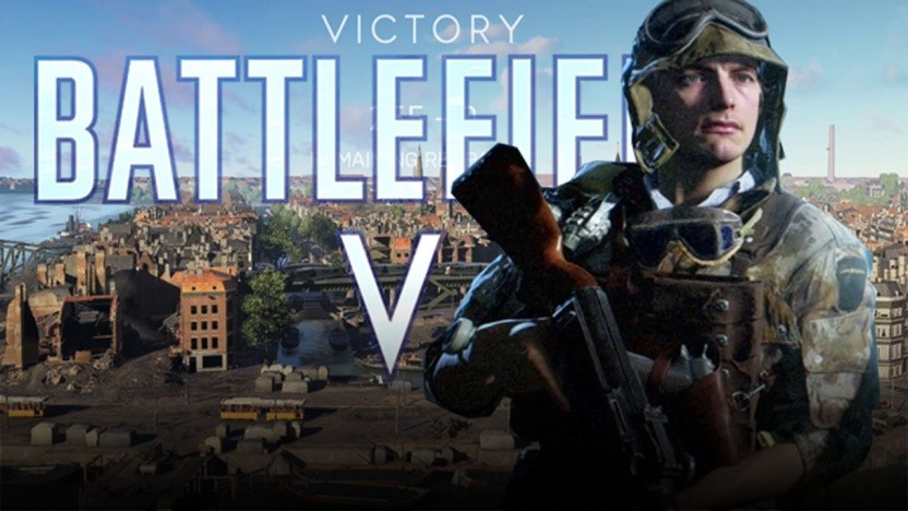 Screenshot und Collage zu Battlefield 5