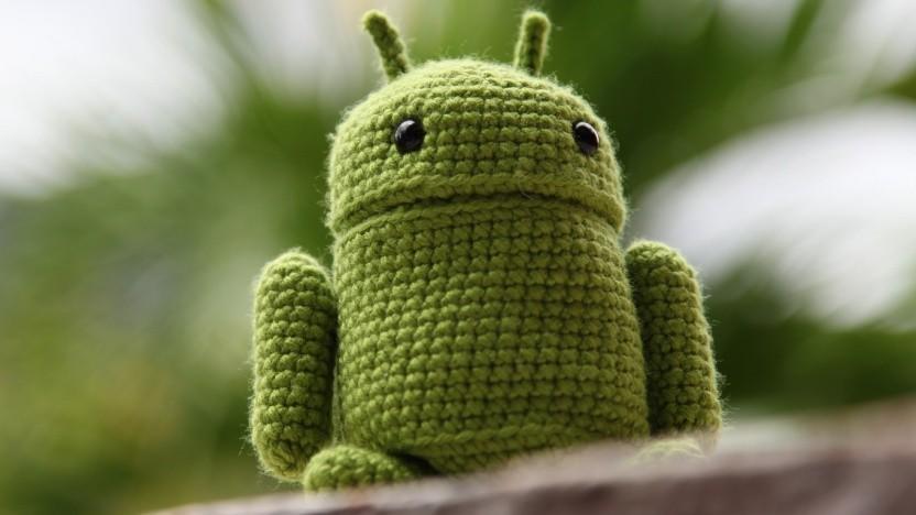 Android braucht mal wieder neue Patches.