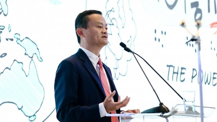 Jack Ma ist ein sehr impulsiver Mensch.