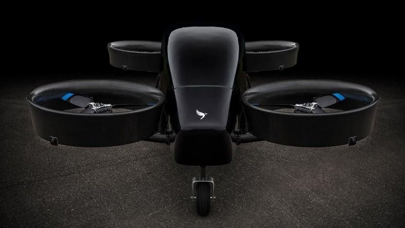 Prototyp von Vertical Aerospace: ehemalige Mitarbeiter von Airbus, Boeing, Martin Jetpack