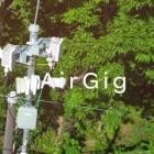 Überlandleitungen: AT&T AirGig bringt 100 MBit/s in ländliche Gebiete