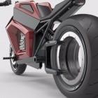 RMK E2: Elektromotorrad fährt 160 km/h ohne Hinterradnabe