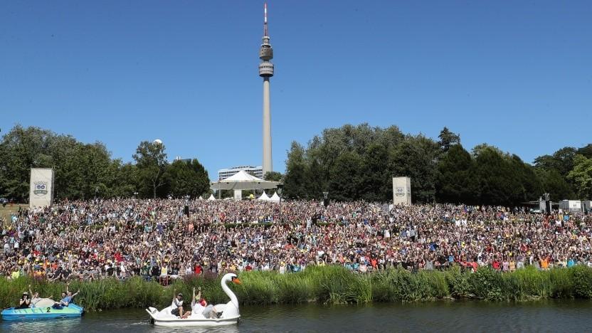 Die drei 2018er-Safari-Events wurden von über 400.000 Fans besucht.
