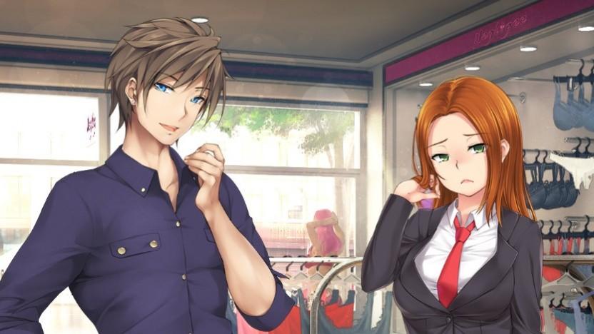 Negligee: Love Stories sieht aus wie ein Manga.