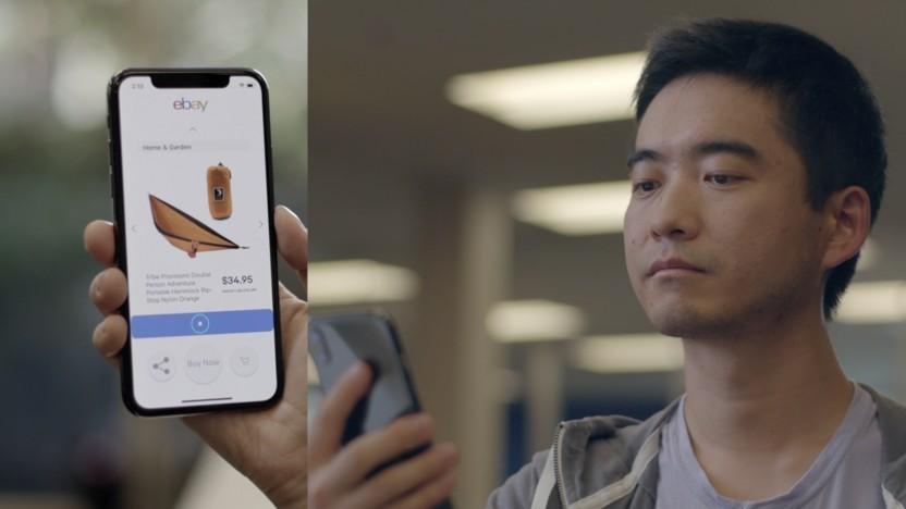 Mit Headgaze lassen sich Apps mit Kopfbewegungen steuern.