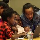 """Coder Camp für Mädchen: """"Wir dachten dieser Unterricht sei nur für Jungen"""""""