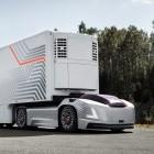 Fahrerlos: Volvo zeigt vollelektrischen und autonomen Lkw ohne Kabine