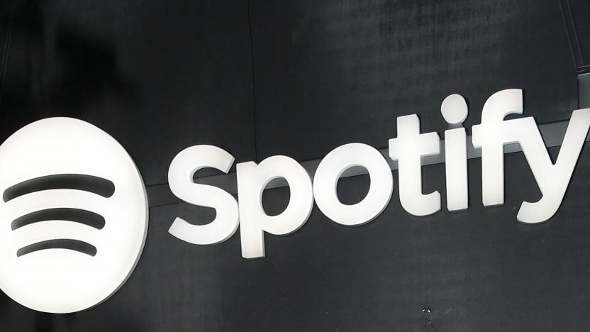 Auf fünf Geräten können Spotify-Kunden jeweils bis zu 10.000 Songs speichern.