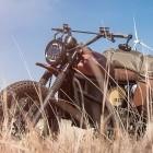 Fly Free: Retro-Look soll Elektromotorräder voranbringen