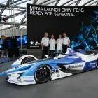 BMW-Formel-E-Rennwagen: Von der Straße auf die Rennstrecke und zurück
