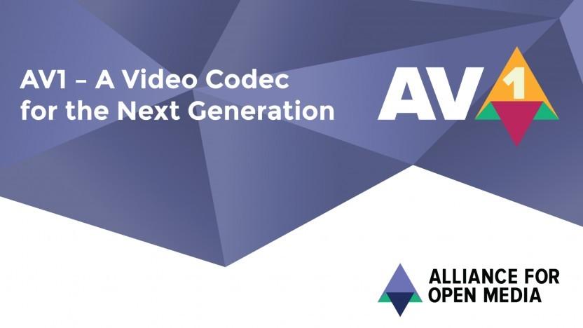 Youtube nutzt nun testweise auch den Videocodec AV1.