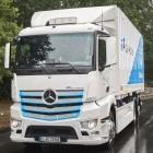 eActros: Schwerer Elektro-Mercedes-Lkw geht in den Praxiseinsatz