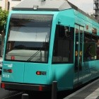 Logistiktram: Frankfurt liefert Pakete mit Straßenbahn aus