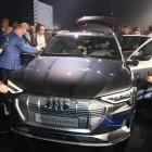 """Elektroauto E-Tron vorgestellt: Audi präsentiert den """"besten Quattro aller Zeiten"""""""
