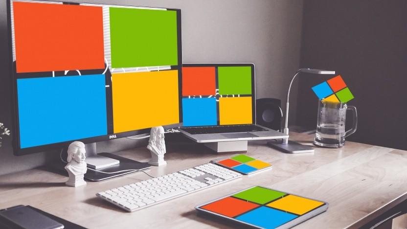 Hardware, Software, alles von Microsoft verwaltet
