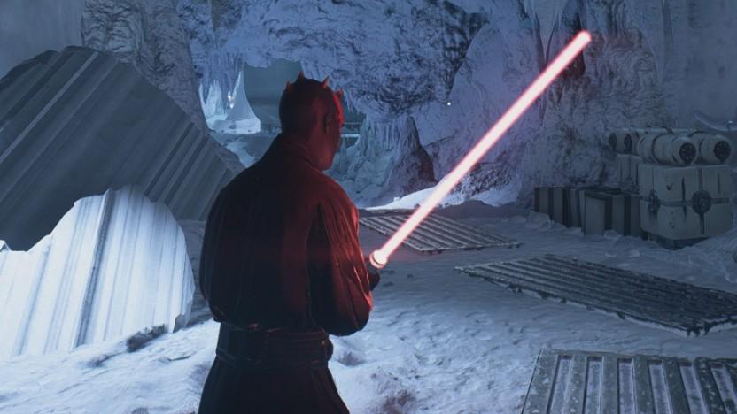 Szene aus Star Wars Battlefront 2
