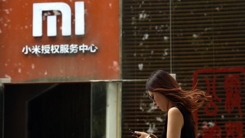 Xiaomi steht wegen Werbeanzeigen im Einstellungsmenü in der Kritik.