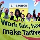 Verdi: Streik bei Amazon an zwei Standorten