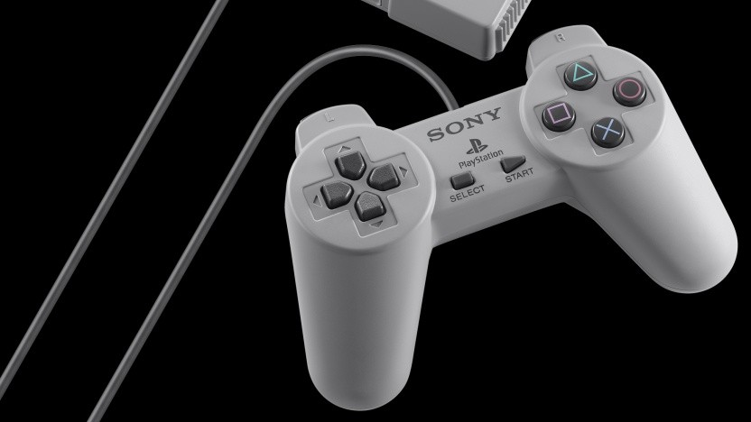 Artwork der Playstation Classic