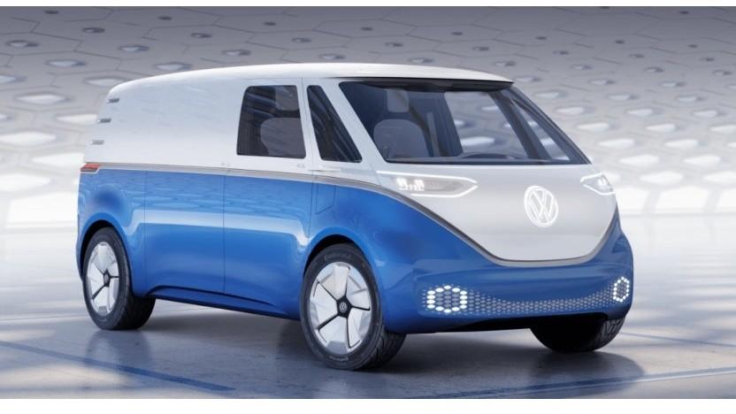 Alles auf E: VW elektrifiziert auch Nutzfahrzeuge