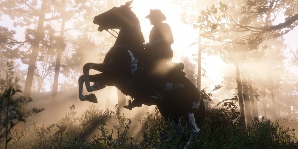 Red Dead Redemption 2 angespielt: Mit dem Trigger im Wilden Westen eintauchen