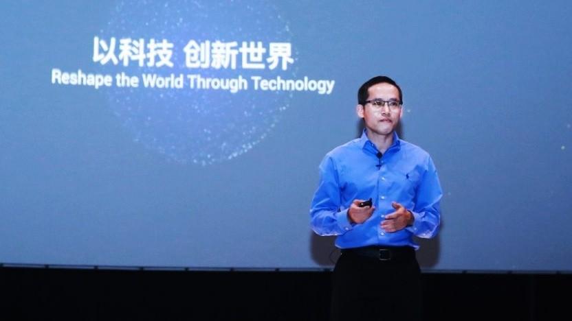 Alibaba-CTO Jeff Zhang spricht über die Pläne des Konzerns.
