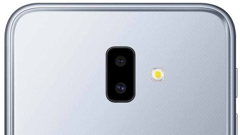Das neue Galaxy J6+ kommt mit einer Dualkamera