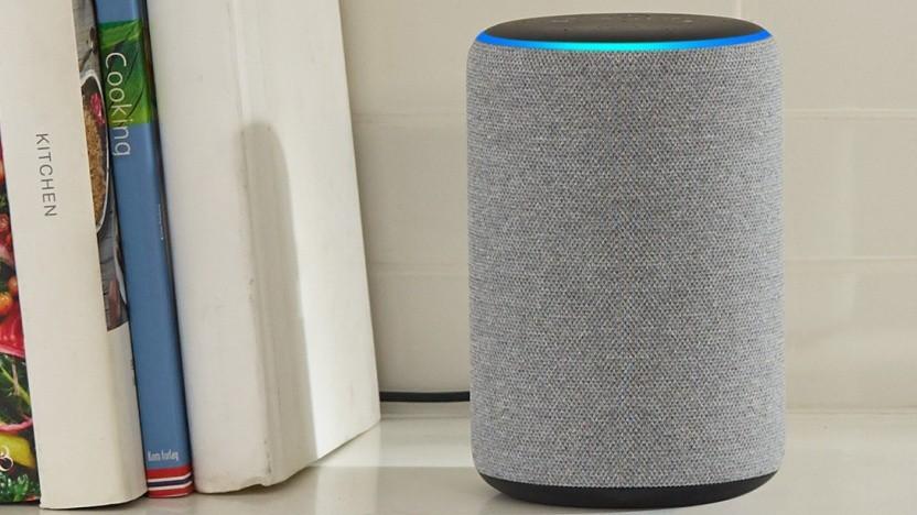 Amazons neuer Alexa-Lautsprecher Echo Plus