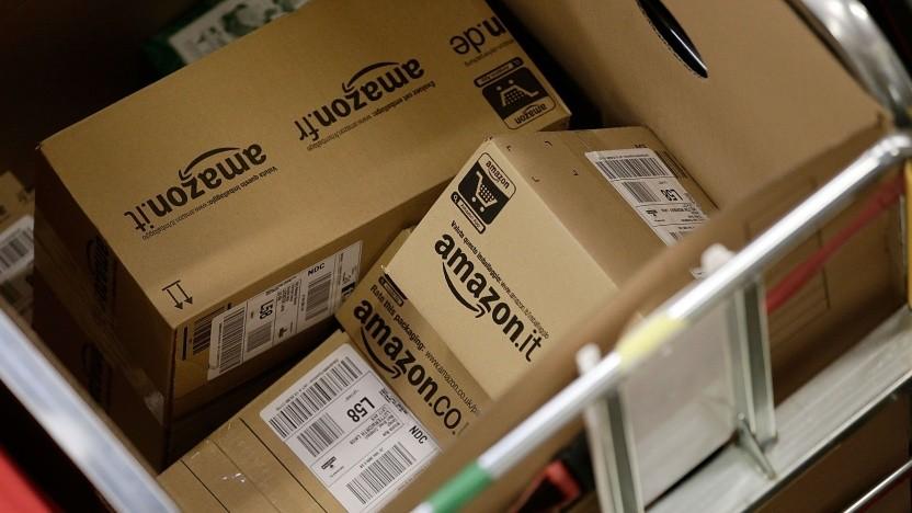 Eines davon könnte ein fingiertes Amazon-Paket sein.