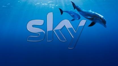 Werbebild von Sky