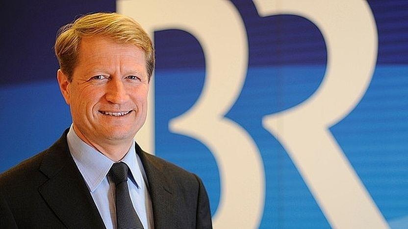 Der ARD-Vorsitzende Ulrich Wilhelm