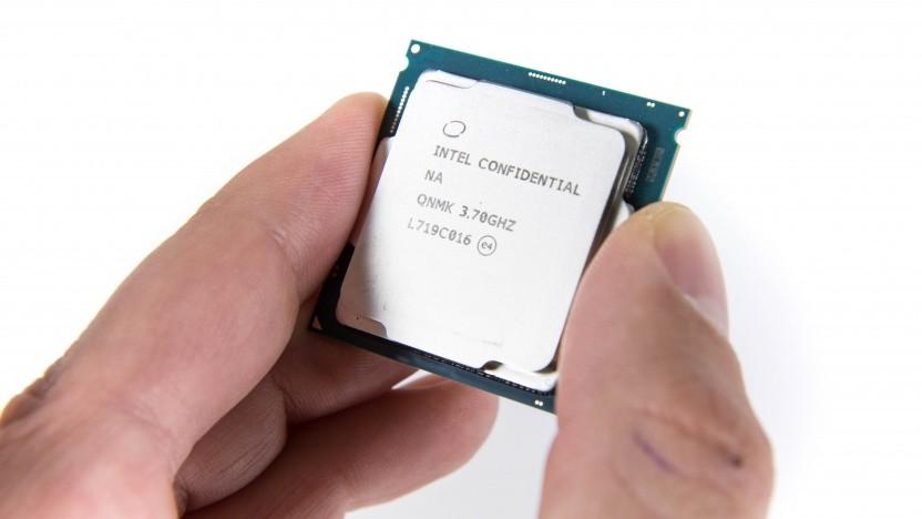 Ein QS eines Core i7-8700K