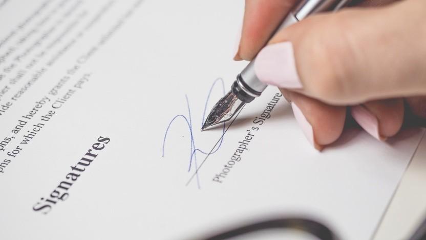 Unterschriften fälschen - das geht auch digital bei OpenPGP-Signaturen.
